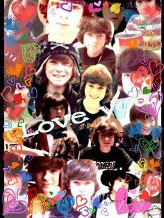 Chandler collage :D