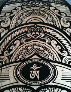 Hydro74 Laser Etched Skateboards by Joshua M. Smith, via Behance