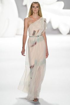 Carolina Herrera Spring 2013 Love this! #JustFab #FashionWeek