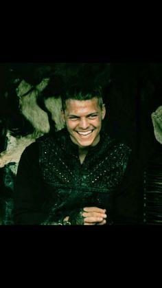 Alex Hogh Andersen as Ivar the Boneless in Vikings