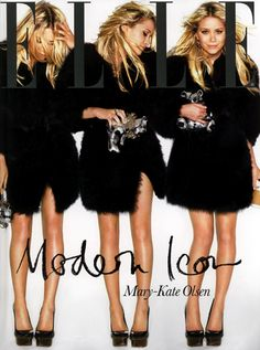 Mary-Kate Olsen (ELLE Magazine)