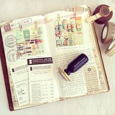 I just love this so much! I love journaling, and I have just gotten into journaling like this!