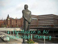 Diese sechs Museen in der Speicherstadt Hamburg sind einen Besuch wert.  #Hamburg #Speicherstadt #Museum