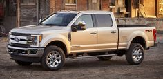 The 2017 Ford F-350 Super Duty aluminum bodied truck has been revealed, up to 350 pounds lighter, yet will tow more and haul more than ever before.