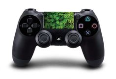Cannabis Playstation 4 (PS4) Controller Touchpad Decal