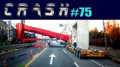 Аварии Крушения и Падения Кранов / Accidents and Crash with Crane