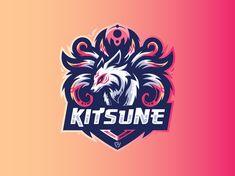 Mascot Design, Logo Design, Logo Esport, Logo Character, Esports Logo, Cartoon Logo, Animal Logo, Nature Wallpaper, Digital Art