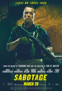 Finally, the countdown is over! Now's your chance to watch the testosterone-fueled, bullet-blazing, action-packed film…SABOTAGE!