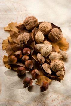 Walnuts, Hazelnuts & Almonds