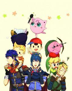 /Super Smash Bros./