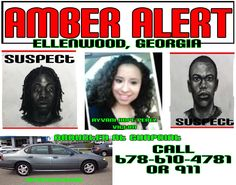 """ABDUCTED AT GUNPOINT! 9/17/2013: 14-year-old Ayvani Hope Perez was kidnapped by two armed men during a home invasion in Ellenwood, GA, a suburb of Atlanta. Ayvani, 5' tall and 93 lbs., was wearing blue and gray Star Wars pajama pants and a superhero shirt. Authorities say she is believed to be in """"extreme danger.""""  If you see Ayvani or the suspects, do not approach. Call 911."""
