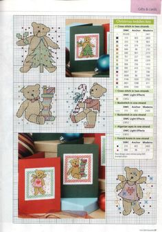Gallery.ru / Фото #57 - Cross Stitch Favourites 2014 Christmas - ivanivo