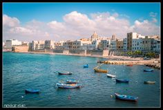The beauty of Sicily - This photo was taken in Trapani (Sicily-Italy), a beautiful mediterranean city.