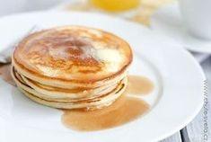 americké lívance z podmáslí | chutě světa (kuchařské inspirace z celého světa) Pancakes, Breakfast, Food, Morning Coffee, Essen, Pancake, Meals, Yemek, Eten