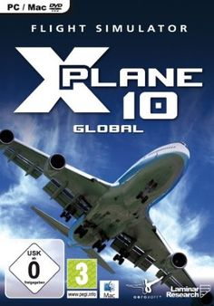 X-Plane 10 Flight Simulator - Global