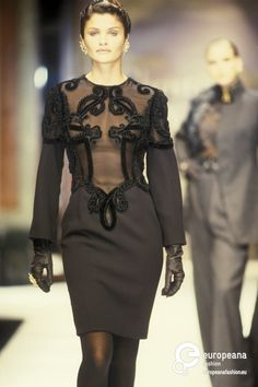 Christian Dior, Autumn-Winter 1993, Couture