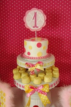 QueenLondonsCarriage: Capri's Sweet Lemonade First Birthday Party