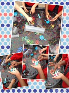 I ❤️ Numicon. The tactile and visual element it adds to number is fantastic. At the moment in Reception we are really just at the exploration stage, so I've but putting the numicon out with t… Numicon Activities, Number Activities, Autumn Activities, Maths Eyfs, Math Literacy, Preschool Math, Eyfs Outdoor Area, Outdoor Learning Spaces, Early Years Maths