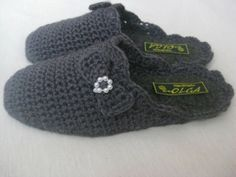 25 вязанных женских тапочек своими руками Crochet Slippers, Knit Crochet, Slipper Socks, Baby Shoes, Knitting, Kids, Clothes, Women, Crafts
