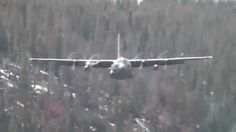 U.S. Air Force C-130 Modular Airborne Firefighting System