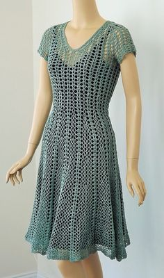 57 Seashell Dress by Linda Jefferies