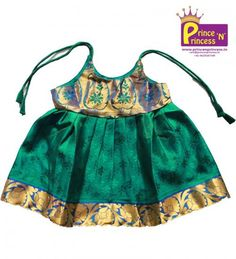 BUY new born silk frock Online @ www.princenprince... .. Pattu Pavadai South India's Traditional wear..www.princenprincess.in Just Born Cradle ceremony naming #kids #choli #pattu #pavadai #girls #silk #traditional #designer #creative #indian #lehenga #kidswear #skirt #trendy #children #clothes #new #stylish #dresses #partywear #apparel #fashion #readymade #girl #dress