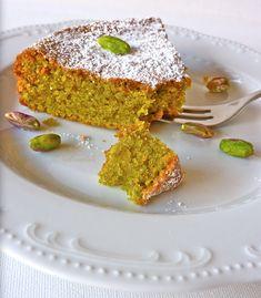 Di pasta impasta: Torta di pistacchi (ricetta brontese)