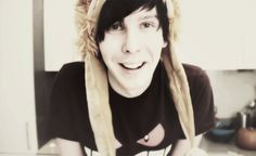 (FC: Phil Lester) I'm Phil, and I'm 24 years old and a Youtuber! I'm a child at heart, but I'm always willing to lend a helping hand.