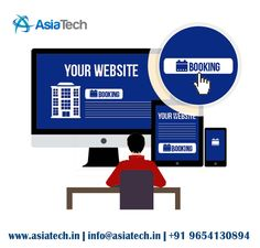 Boost your direct hotel booking with AsiaTech Booking Engine Software  Get direct hotel rooms booking from your own website by using our simple designed online hotel booking engine software to increase more revenue per booking. Run 9 types of Discounts in your website from our smart Booking Engine.  If you want to know more details about booking engine software then visit our website https://www.asiatech.in/ or you can call us +91-9654130894