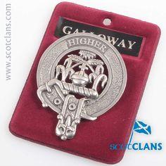 Galloway Clan Crest