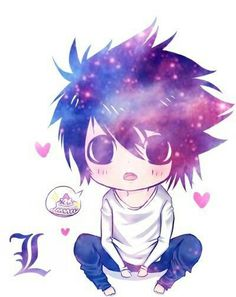 L ♡.♡ death note
