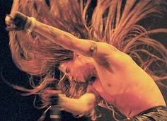 Anthony Kiedis Red Hot Chili Peppers-Friggin awesome shot, hes got goooooood hair! its the cherokee in him :-)