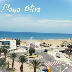 Playa Oliva (Spain) ..beautiful and not crowded plage :) So nice experiences <3