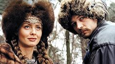 Izabella Scorupco and Michal Zebrowski in Ogniem i mieczem Movies To Watch, Good Movies, Drama Film, Classic Movies, Sword, Photoshoot, Pure Products, Hats, Beauty