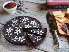 Ricetta Torta senza cottura al cioccolato Biscotti, Cookies, Desserts, Food, Crack Crackers, Tailgate Desserts, Deserts, Biscuits, Essen