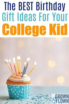 Sometimes it's hard to know what gifts to get for your teenagers and college students. This list of birthday gift ideas and holiday gift ideas for your older kids has a little bit of everything that you can include in your next college care package, or ha Sons Birthday, Best Birthday Gifts, Teenager Birthday, Birthday Ideas, Student Birthdays, First Birthdays, Halloween Care Packages, Birthday Care Packages, Christmas
