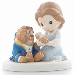 Precious Moments Disney Beauty and the Beast