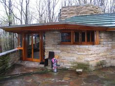 "I.N. Hagan House ""Kentuck Knob,"" Chalkhill, Pennsylvania, 1953"