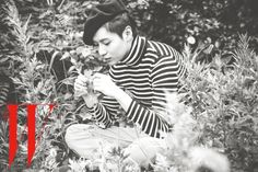 #SHINee Taemin for W August`15
