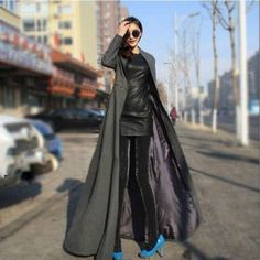 Women's Babyhclub Full-Length Wool Blend Jacket Winderbreaker Long Coat at Amazon Women's Coats Shop http://www.amazon.com/Womens-Babyhclub-Full-Length-Jacket-Winderbreaker/dp/B00NSALMQK/ref=sr_1_218?ie=UTF8&qid=1416504382&sr=8-218&keywords=trench+coat+pattern