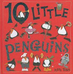 10 Little Penguins
