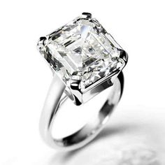 Big Black Diamond Engagement Rings