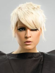 Image detail for -MOST BEAUTIFUL SHORT HAIR STYLES FOR 2013 FOR WOMEN