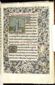 Book of Hours, MS M.854 fol. 192r - Images from Medieval and Renaissance Manuscripts - The Morgan Library & Museum