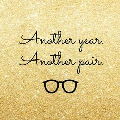 Hope everyones 2016 is going well so far! What better way to show off the new you than a new pair of glasses or sunglasses!