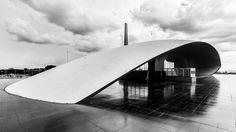 Oscar Niemeyer, Gonzalo Viramonte · Concha Acoustica, 1969 · Divisare