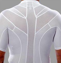 IntelliSkin shirts helps you to keep optimum posture. Review by GearJunkie: