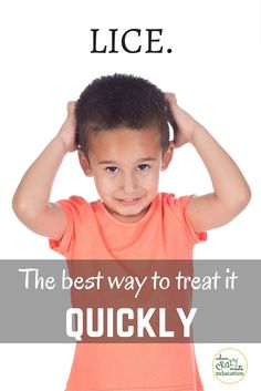 The kids are home from camp and back to school. What a perfect time for LICE. Here are effective, quick-acting, over-the-counter treatments. @KnowYourOTCs #KnowYourOTCs