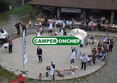 CamperOnChef 2014 - la festa a Cantalupo Ligure per gli Amici di www.camperonline.com