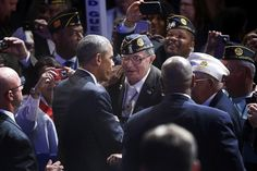 Obama pledges better mental health services, other initiatives for military, vets